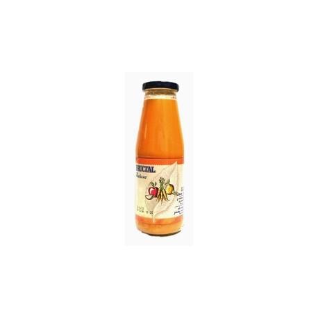 Šťáva mrk.jab.pom.100% 0,7l Fructal