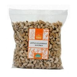 BIO Těstoviny ječné - kolínka 400g Bioharmonie