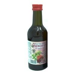 Sirup frukt.Menofyt 250ml
