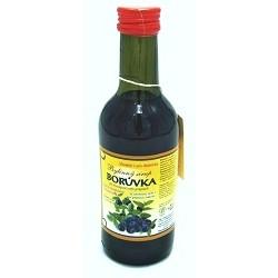Sirup frukt.Borůvka 250ml KLAOF