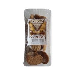 Sušenky špaldové s javor.sirupem 150g NJ
