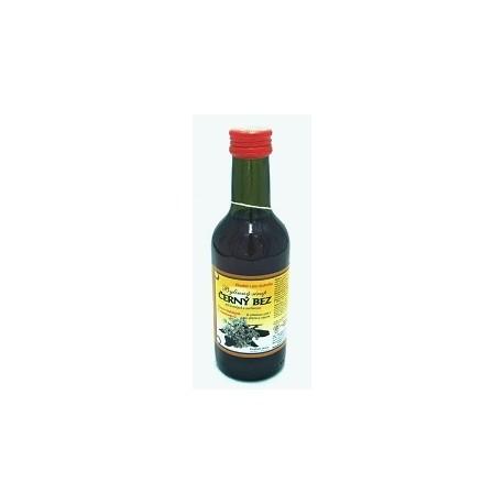 Sirup frukt.Černý bez 250ml KLAOF
