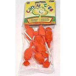 BIO Lízátka-pomeranč 7x10g CandyTree