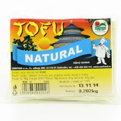 TOFU natural/váha Sunfood