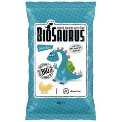 BIO Biosaurus-mořská sůl 50g