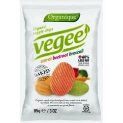BIO Snack zeleninový Vegee bezl.85g