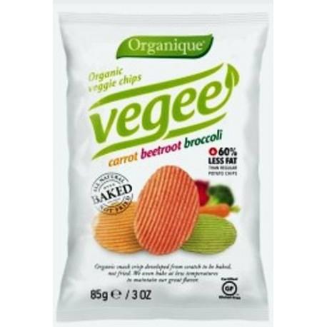 Snack zeleninový Vegee bezl.85g