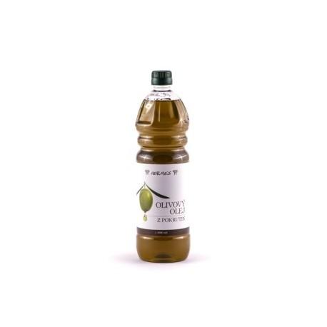 Olej olivový z pokrutin 1l Hermes