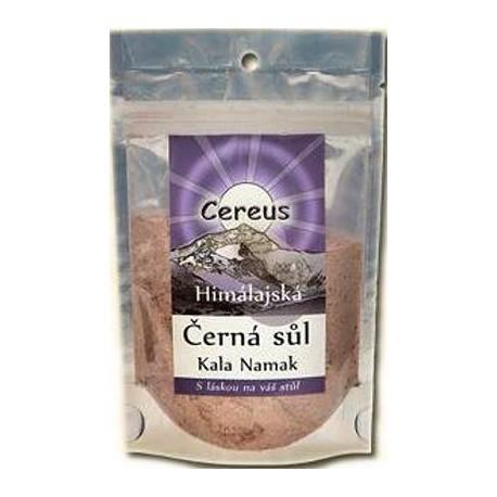 Černá sůl KALA NAMAK 100g Cereus