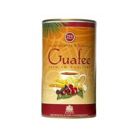 BIO Guafee-obilná káva s guaranou 250g