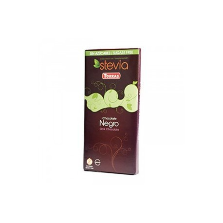 Čokoláda stevia 60% hořká 100g