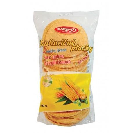 Placky kukuřičné 100g VEPY
