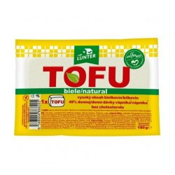 Tofu natural 180g alfaBIO