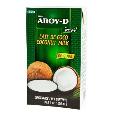 Mléko kokosové 1l AROY-D