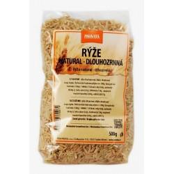 Rýže dlouhozrnná natural 500g PROVITA