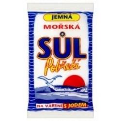Sůl mořská Pobřeží 500g