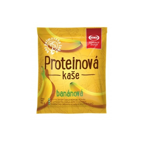 Kaše ovesná proteinová banán