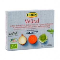 BIO Bujón Wurzl zeleninové kostky 66g EDEN