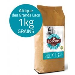 BIO Káva zrnková Massaba 1kg