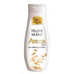 BIONE Avena tělové mléko 300ml