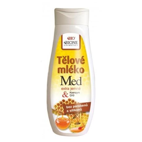Tělové mléko MED 500ml
