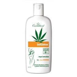 Intime-emulze pro int.hygienu 150ml Cannaderm
