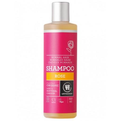 BIO Šampon růžový 250ml URTEKRAM