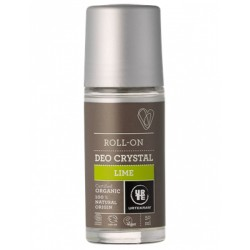 BIO Deodorant roll on Limetka 50ml Urtekram