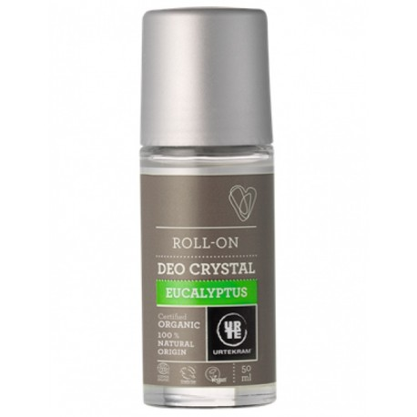 BIO Deodorant roll on Eukalyptus 50ml Urtekram