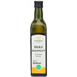 Olej sezamový LZS 0,5l NJ