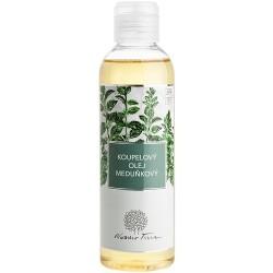 Koupelový olej meduňka 200ml Nobilis
