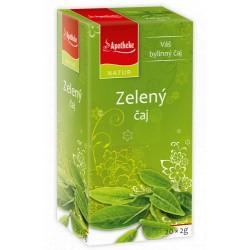 Apotheke Zelený čaj 20x2g