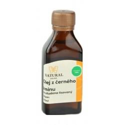 Olej z černého kmínu 100ml Natural
