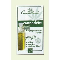 Cannadent-sérum 1ml Cannaderm