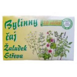 Čaj Žaludek,střeva 20x1,5g RC