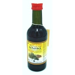 Sirup frukt.Fenykl 250ml KLAOF