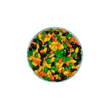 Slunečnice v barevné polevě-volně 1kg