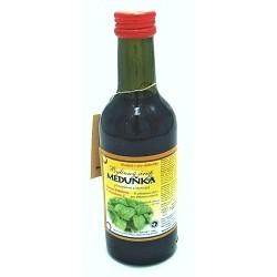 Sirup frukt.Meduňka 250ml