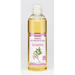 Mandlový olej jemný 200ml NT