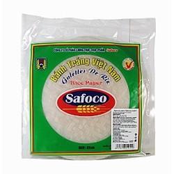 Rýžový papír 22cm 250g Safoco