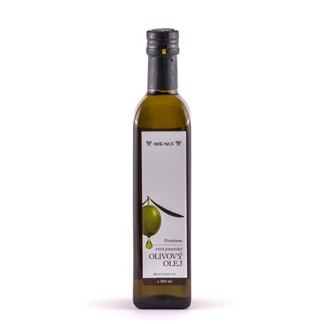 Olej olivový extra virgin 250ml Hermes