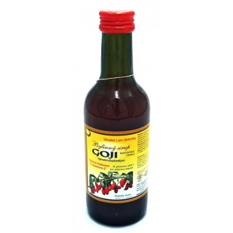 Sirup frukt.Goji 250ml KLAOF