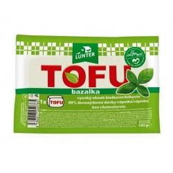 Tofu bazalka 180g Alfabio