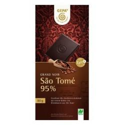 BIO Čokoláda hořká 95% 80g GEPA