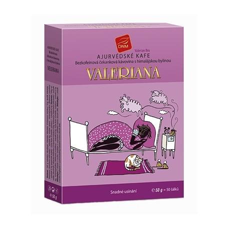 Valeriana ajurvédské kafe 50g DNM