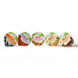 Ala soj.dezert 125g různé druhy