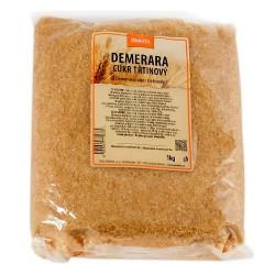 Cukr třtinový Demerara 1kg PROVITA