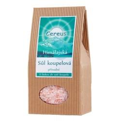 Koupelová sůl hrubá 1kg Cereus