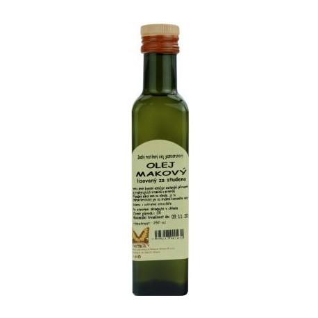 Olej makový LZS 250ml NJ