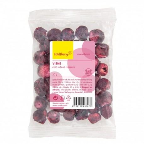 Višně sušené mrazem 20g